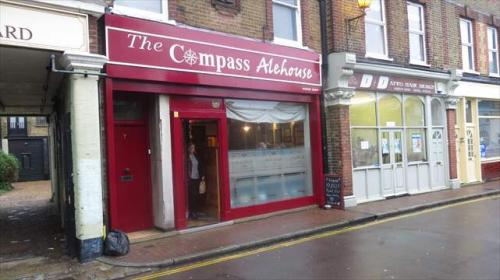 Picture 1. The Compass Alehouse, Gravesend, Kent