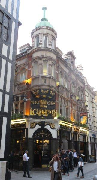 Picture 1. The Clachan, Soho, Central London