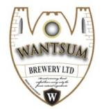 The pub sign. Wantsum Brewery (and Brewery Tap), St Nicholas-at-Wade, Kent