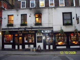 Picture 1. The Seven Stars, Aldwych, Central London