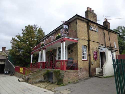 Picture 1. Railway Arms, West Drayton, Greater London