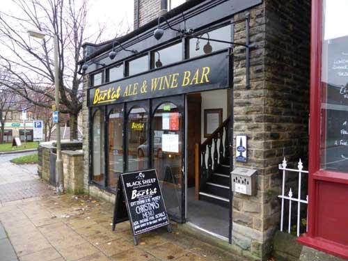 Picture 1. Bar t'at, Ilkley, West Yorkshire