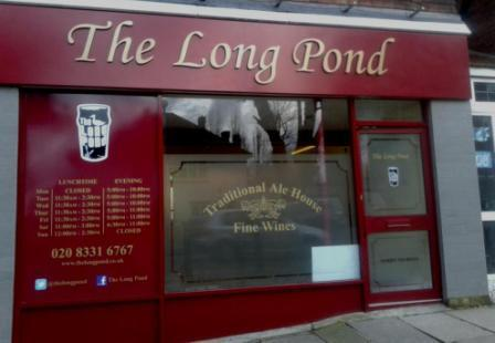 Picture 1. The Long Pond, Eltham, Greater London