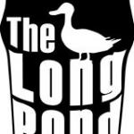 The pub sign. The Long Pond, Eltham, Greater London