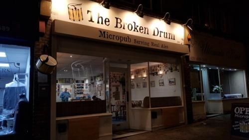 Picture 1. The Broken Drum, Blackfen, Greater London