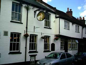 Picture 1. The Goat, St Albans, Hertfordshire
