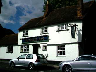 Picture 1. The White Lion, St Albans, Hertfordshire