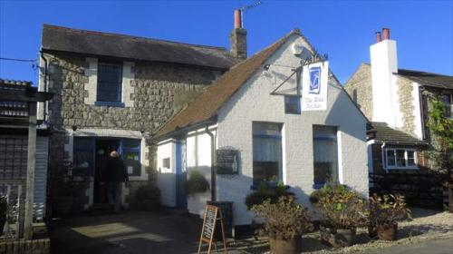 Picture 1. The Blue Anchor, Brabourne, Kent