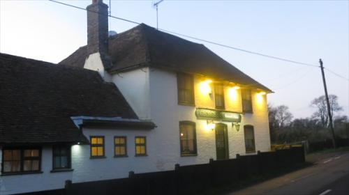 Picture 1. George Inn, Stelling Minnis, Kent