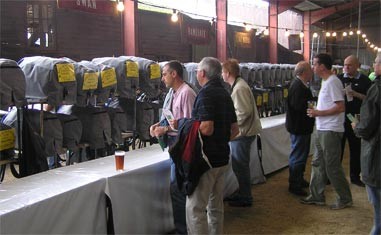 Picture 1. Kent Beer Festival 2007, Canterbury, Kent