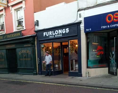 Picture 1. Furlongs Ale House, Faversham, Kent