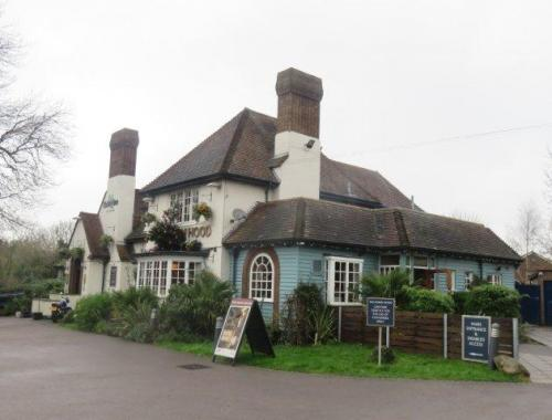 Picture 1. The Robin Hood, Cherry Hinton, Cambridgeshire