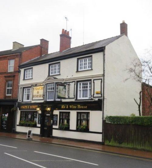 Picture 1. Coach & Horses, Wellingborough, Northamptonshire