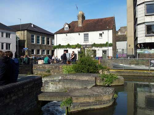 Picture 1. The Mill, Cambridge, Cambridgeshire