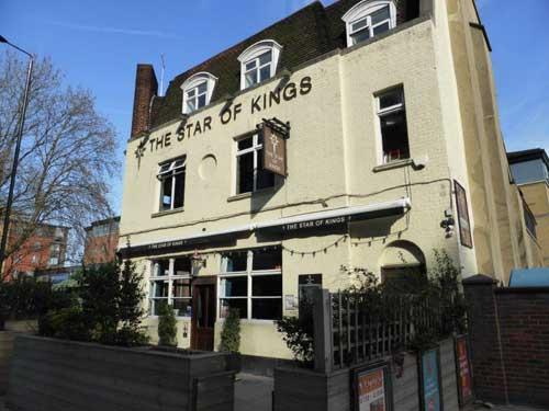 Picture 1. The Star of Kings, Pentonville, Central London