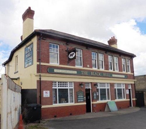 Picture 1. Black Bull, Blaydon, Tyne and Wear