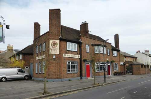 Picture 1. The Sultan, South Wimbledon, Greater London