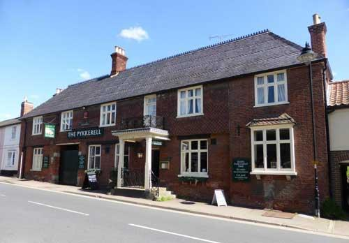 Picture 1. The Pykkerell, Ixworth, Suffolk