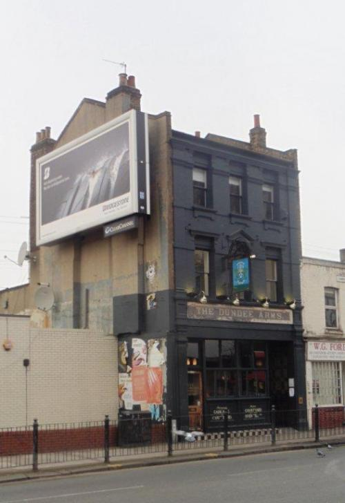 Picture 1. The Dundee Arms, Bethnal Green, Greater London