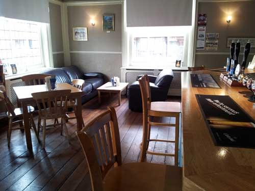 Picture 2. The Royal Oak & Castle, Pevensey, East Sussex