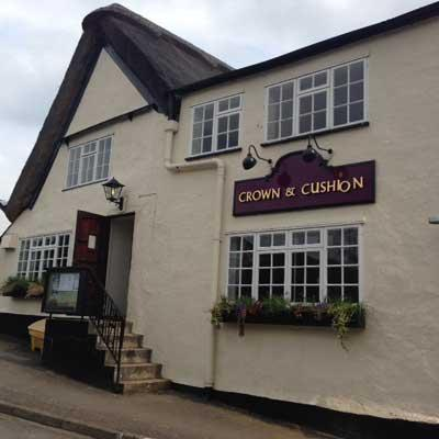 Picture 1. Crown & Cushion, Great Gransden, Cambridgeshire