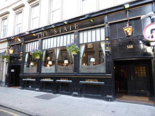 Picture 1. The State Bar, Glasgow, Glasgow, City of