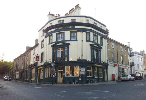Picture 1. The Westgate Inn, Winchester, Hampshire