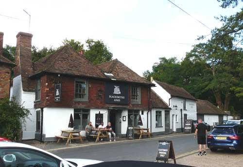 Picture 1. Blacksmiths Arms, Willesborough, Kent