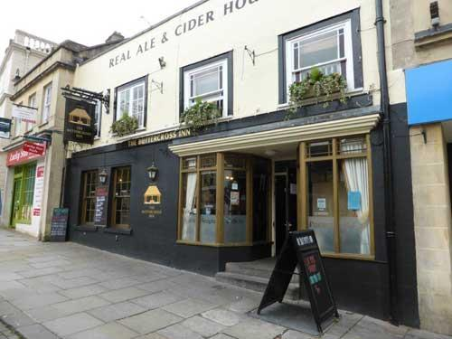 Picture 1. The Buttercross Inn, Chippenham, Wiltshire