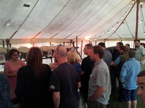 Picture 2. Wye Beer Festival 2015, Wye, Kent