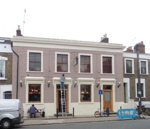 Picture 1. Chesham Arms, Hackney, Greater London