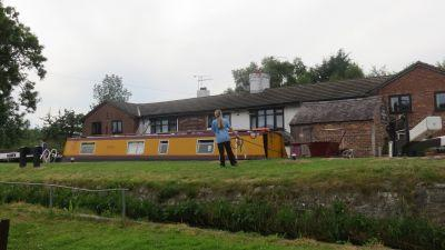 Picture 1. Willey Moor Lock Tavern, Whitchurch, Shropshire