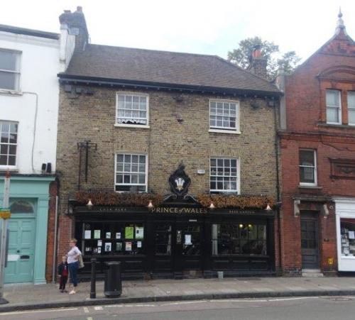 Picture 1. Prince of Wales, Highgate, Greater London