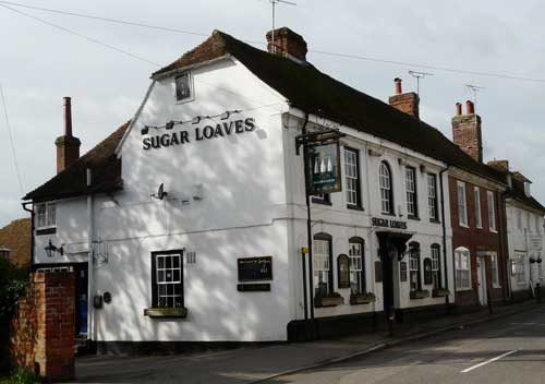 Picture 1. Sugar Loaves, Hollingbourne, Kent