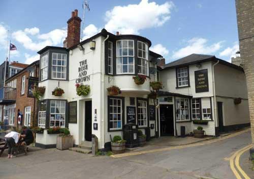 Picture 1. The Rose & Crown, Wivenhoe, Essex