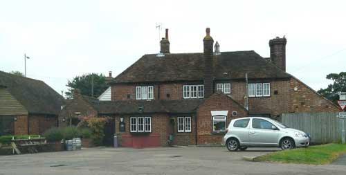 Picture 2. Queens Head, Kingsnorth, Kent