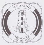 The pub sign. White Cliffs Beer Festival 2005, Dover, Kent