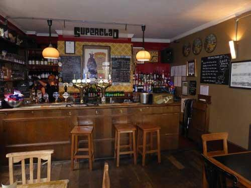Picture 2. The Gladstone Arms, Borough, Central London