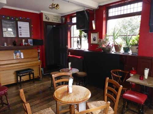 Picture 3. The Gladstone Arms, Borough, Central London