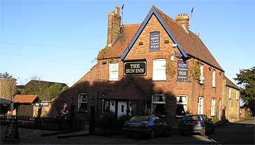 Picture 1. The Sun Inn, St Nicholas-at-Wade, Kent