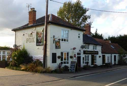 Picture 1. The Fox, Shadingfield, Suffolk