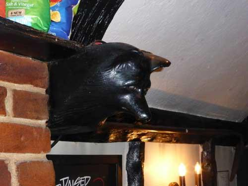 Picture 3. The Fox, Shadingfield, Suffolk