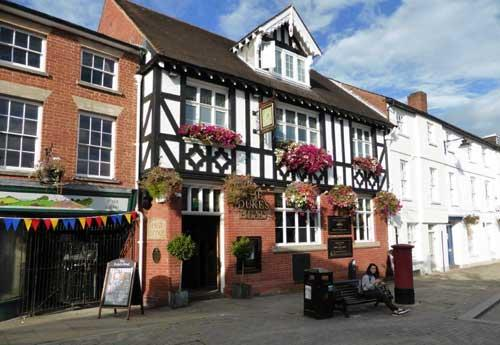 Picture 1. The Duke's Head, Leominster, Herefordshire