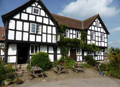 Picture 1. New Inn, Pembridge, Herefordshire