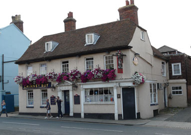 Picture 1. The Limes (formerly Chimney Boy), Faversham, Kent