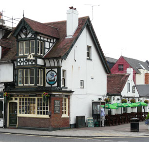 Picture 1. The Ship Inn, Sandgate, Kent