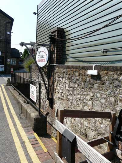 Picture 2. The Cellars Alehouse, Maidstone, Kent