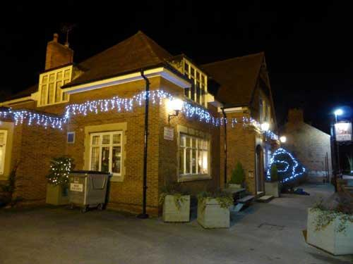 Picture 1. Oscar's Inn, Newark, Nottinghamshire