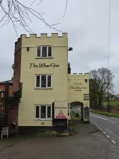 Picture 1. Wharf Inn, Welford, Northamptonshire