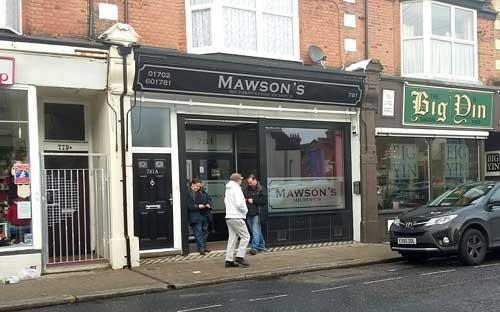 Picture 1. Mawson's, Southend-on-Sea, Essex